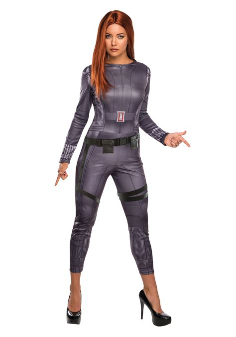 black costume classic black widow costume