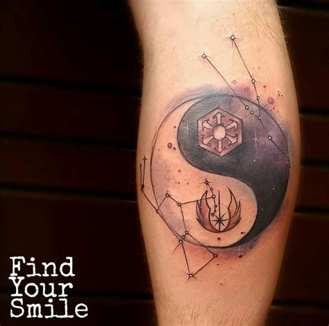star wars couple tattoos tattoo collections