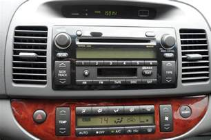 bluetooth and iphone ipod aux kits for toyota camry 2005