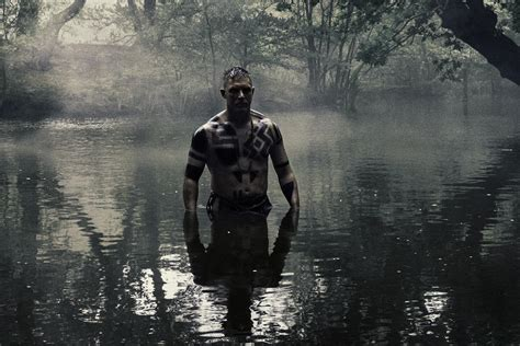 taboo s tom hardy wanted to ditch the loin cloth and strip