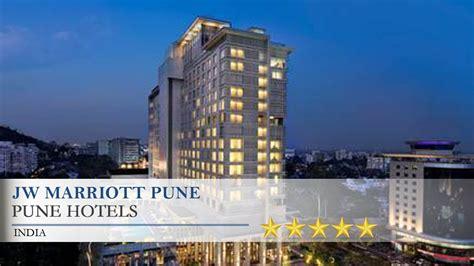 Hotel India Asia jw marriott pune pune hotels india