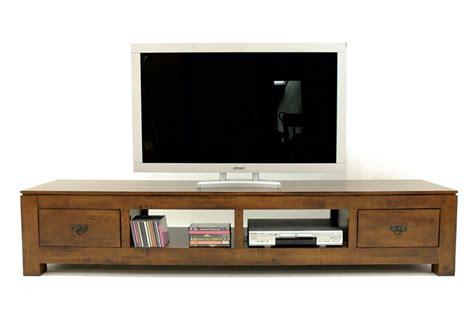 meuble tv bas bois