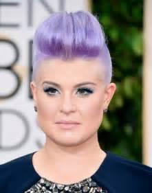 Kelly osbourne fauxhawk kelly osbourne short hairstyles lookbook