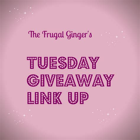 Giveaway Link Up - tuesday giveaway link up 5 5 2015
