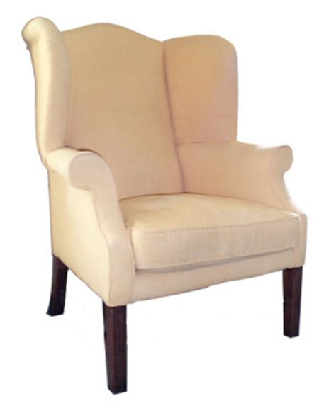 Wing Armchairs Uk by Wing Armchair Georgian Style