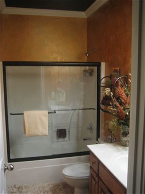 what is the best way to paint bathroom cabinets four