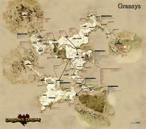 Dragon S Dogma World Map by Dragons Dogma Gransys Map Guide Gamesradar