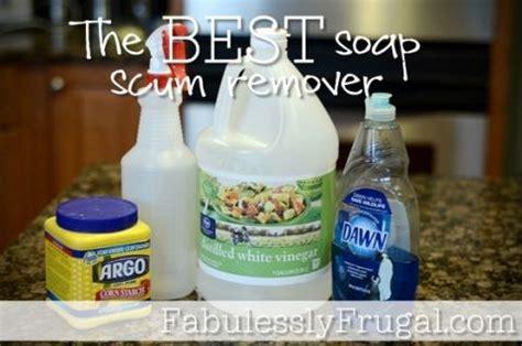 Diy Bathroom Cleaner Recipe - the best soap scum remover diy picture tutorial recipe