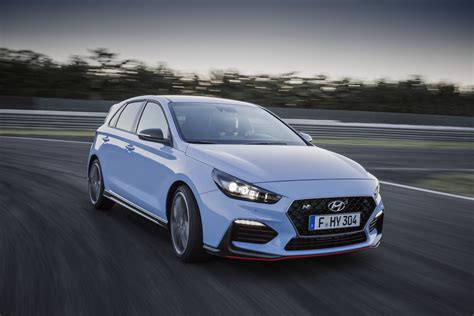 2018 Hyundai i30 N Enters the Hot Hatch Arena With 270 HP