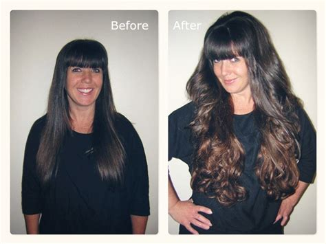 before and after black haircuts the safest and cheapest hair extension method for short