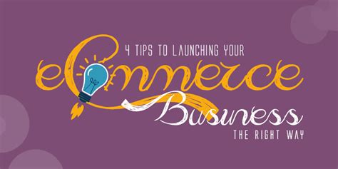 Doing Businesses The Right Way by 5 Tips To Launch An Ecommerce Website