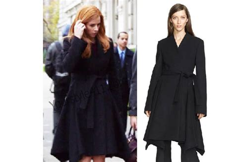 Shiny Fashion Tv Episode One Of The Style Council by Suits Season 5 Episode 25 Donna S Black Coat