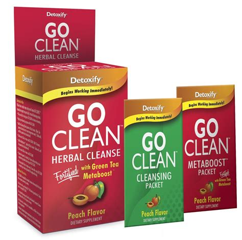 Clean Detox by Go Clean By Detoxify
