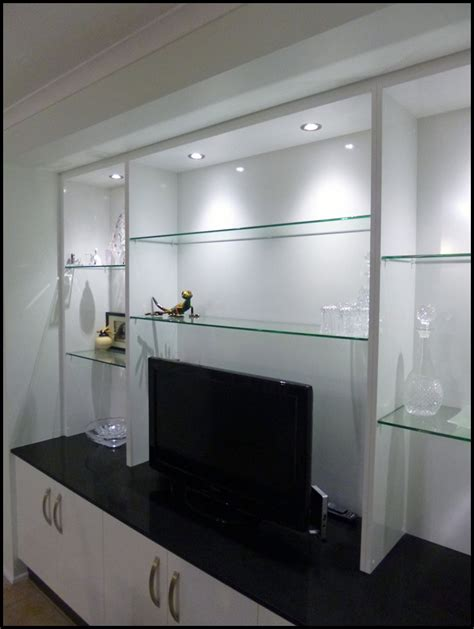 wall unit display cabinet custom wall units entertainment units brisbane cabinet
