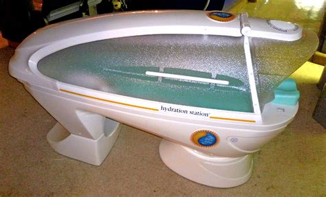 hydration station spa sunmaster tanning bed 1 of 0 designed in america by