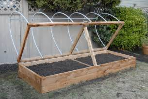 How To Make A Raised Garden Box - soil mix for diy raised garden planter box using recycled wood with cover for small backyard