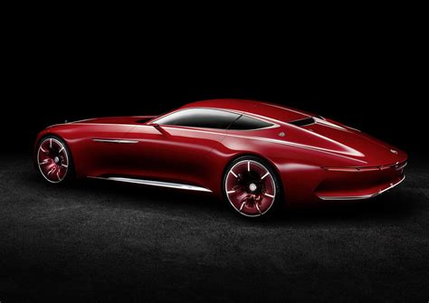 maybach mercedes coupe vision mercedes maybach 6 news photos by car magazine