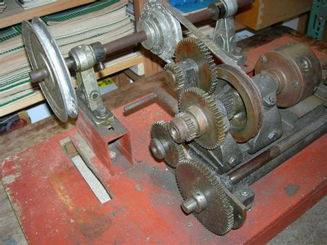 Updating The Ew Lathe Model Engineering Norge