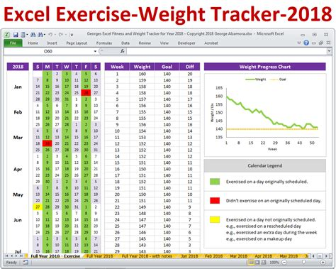 Weight Workout Excel Spreadsheet Eoua Blog Weightlifting Excel Template