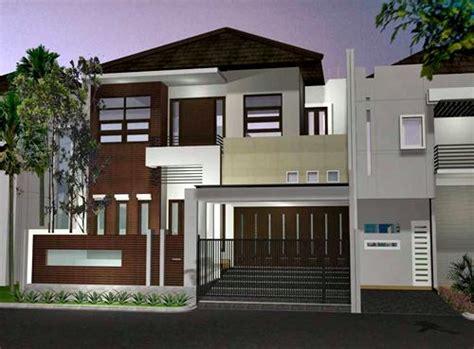 desain rumah minimalis type 70 2 lantai terbaru 2017