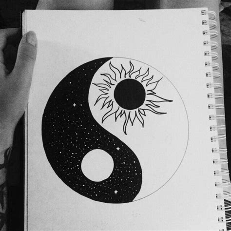 sun moon yin yang tattoo designs ying yang sun and moon tattoos moon