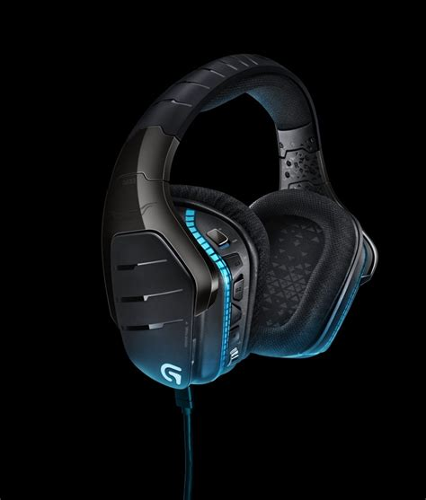 Headset Logitech G633 logitech g633 artemis spectrum 7 1 surround gaming headset review jadorendr