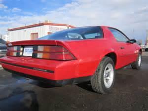 1982 chevrolet camaro berlinetta coupe 2 door 5 0l for