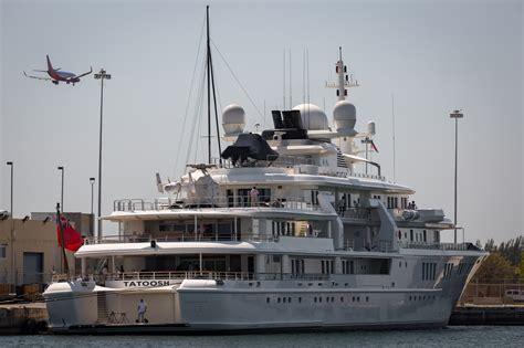 yacht tatoosh layout ron raffety m y tatoosh fort lauderdale tatoosh yacht