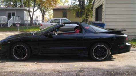 buy used 1996 pontiac firebird trans am supercharged in saint cloud minnesota united states