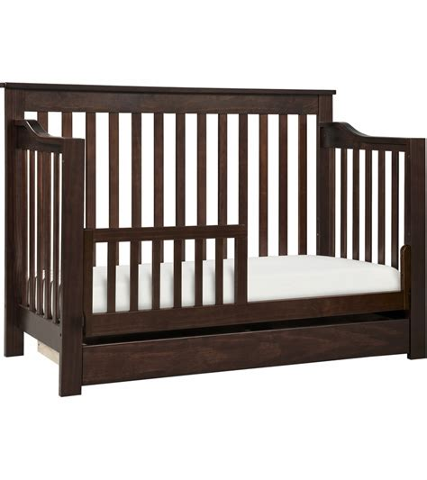 Crib Bed Convertible Davinci Piedmont 4 In 1 Convertible Crib And Toddler Bed Conversion Kit Espresso