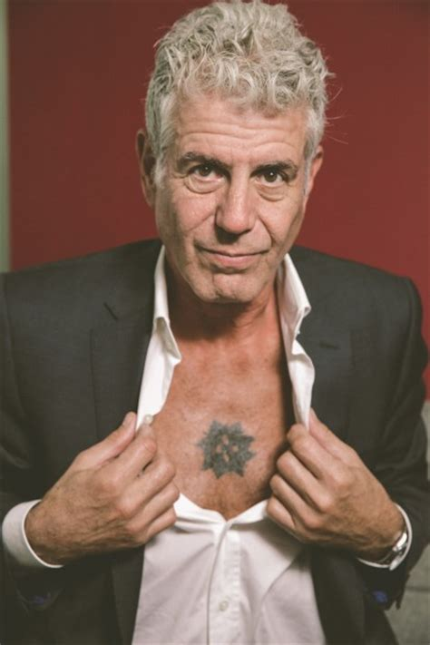 yes anthony bourdain really is that cool a close