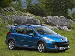 Peugeot Sw 207 Peugeot 207 Sw 2007 2008 2009 2010 2011 2012