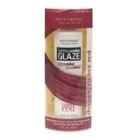 hair color glaze frieda luminous color glaze in radiant