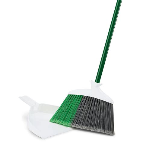 Kitchen Cabinets Online Canada by Libman In Out Angle Broom W Dustpan The Home Depot Canada