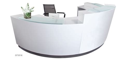Inexpensive Reception Desk Cheap Reception Counter Design Office Reception Table White Reception Desk View Office