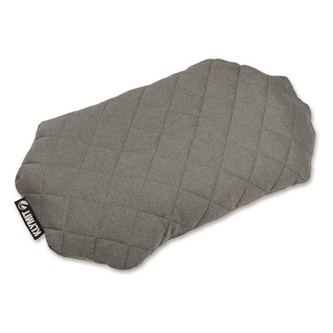Klymit Luxe Pillow klymit luxe pillow 702364 cing mats pads at sportsman s guide