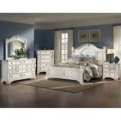 White Bedroom Sets Heirloom Bedroom Set White American Woodcrafters
