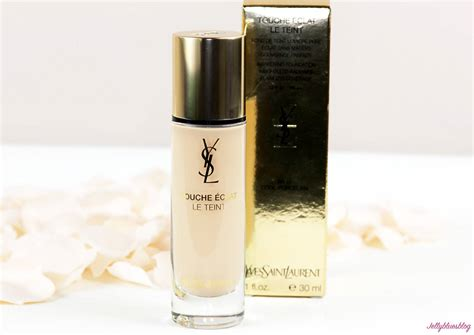Ysl Touch Foundation by Ysl Touche 201 Clat Foundation Jellybluesblog