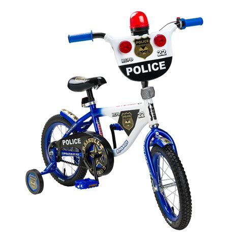 police bicycle lights and siren droid