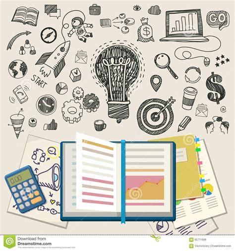online education illustration flat design illustration concept of online education stock vector image 65771606