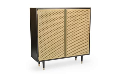 Perforated Cabinet Doors 3rings Perforated Metal Contract Trend