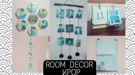 habitacion kpop diy decora tu habitaci 243 n kpop bts got7 astro zico