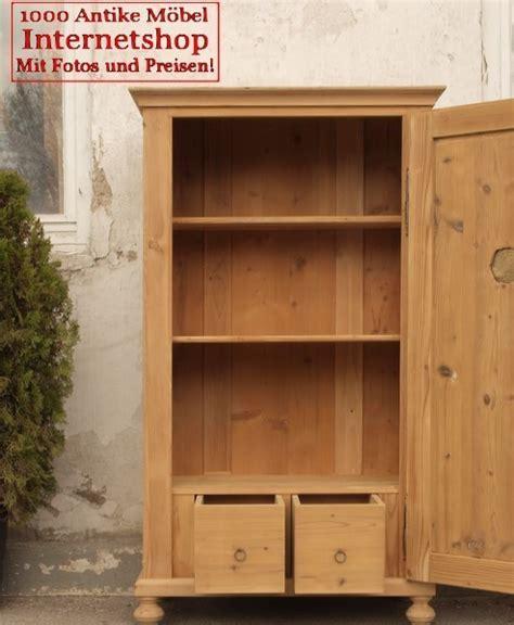 Kleiner Kleiderschrank Mit Schiebetüren by Kleiner Alter Antiker W 228 Scheschrank Schrank