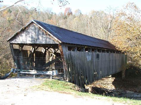 cabin creek bridgehunter cabin creek covered bridge 17 68 03