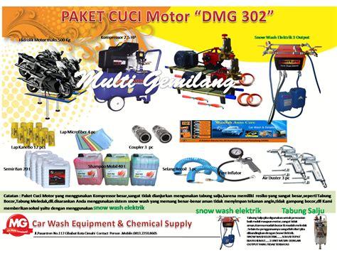 Peralatan Pelengkap Usaha Cuci Steam 2 Hidrolik Mobil Mbh203 paket cuci motor 3 hidrolik peralatan cuci mobil dan