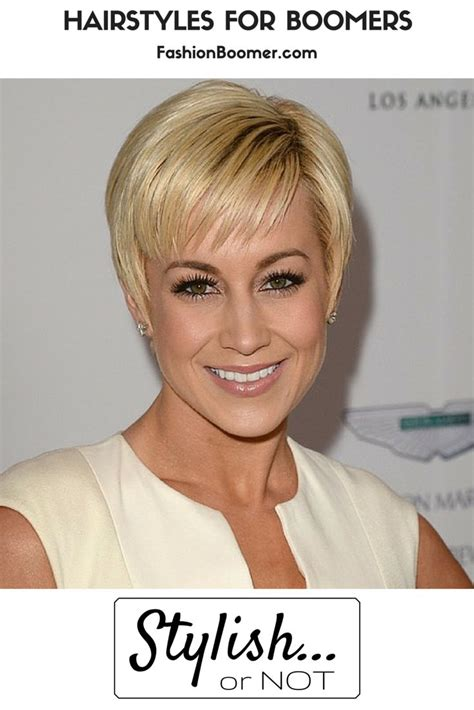 boomers short hair cuts 17 best images about hairstyles for boomers on pinterest