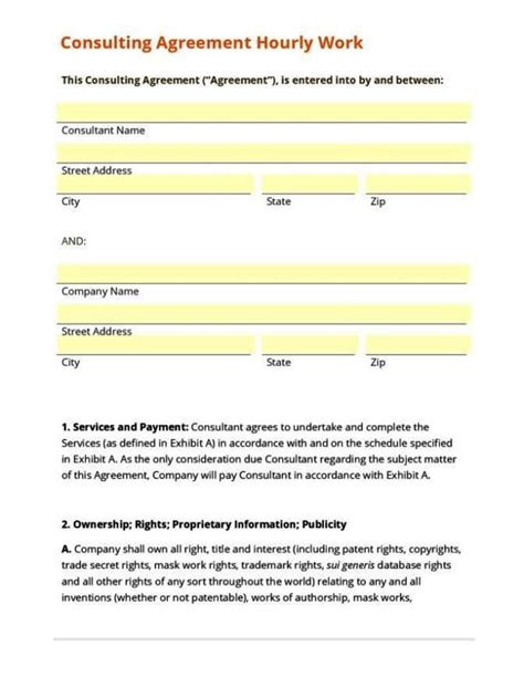 it consultant contract template it consulting contract template sletemplatess