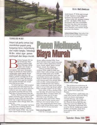 Pakan Ternak Dari Limbah Roti pelatihan pertanian organik mbio unsil tasikmalaya