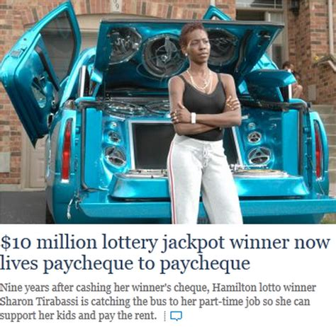 winning after the how to win in your no matter who you are or what youã ve been through books 19 lottery winners who blew it all business insider