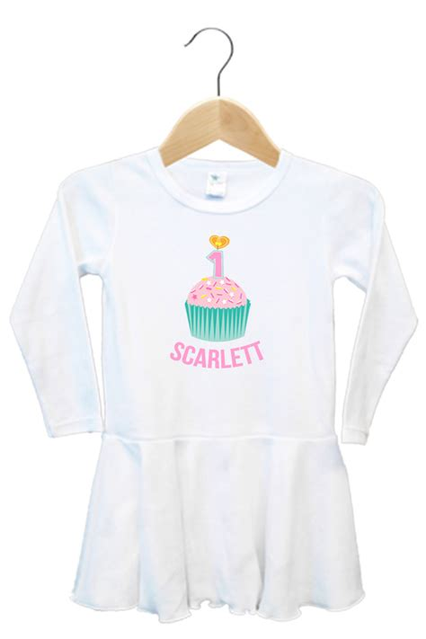 Line Friend T Shirt Branded Lf 27 Longsleeve birthday teal and pink cupcake baby name dress personalised baby products word on baby